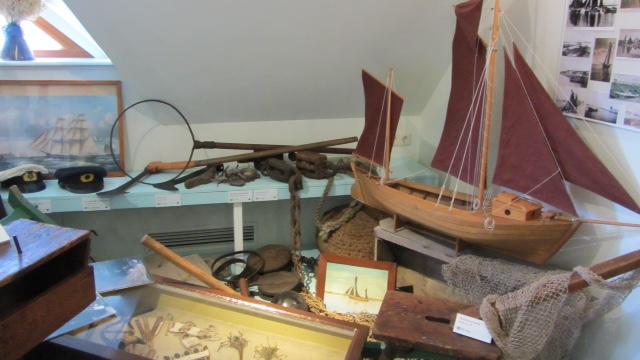 Fischerei Wiek Rügen